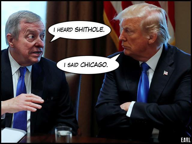 shithole chicago
