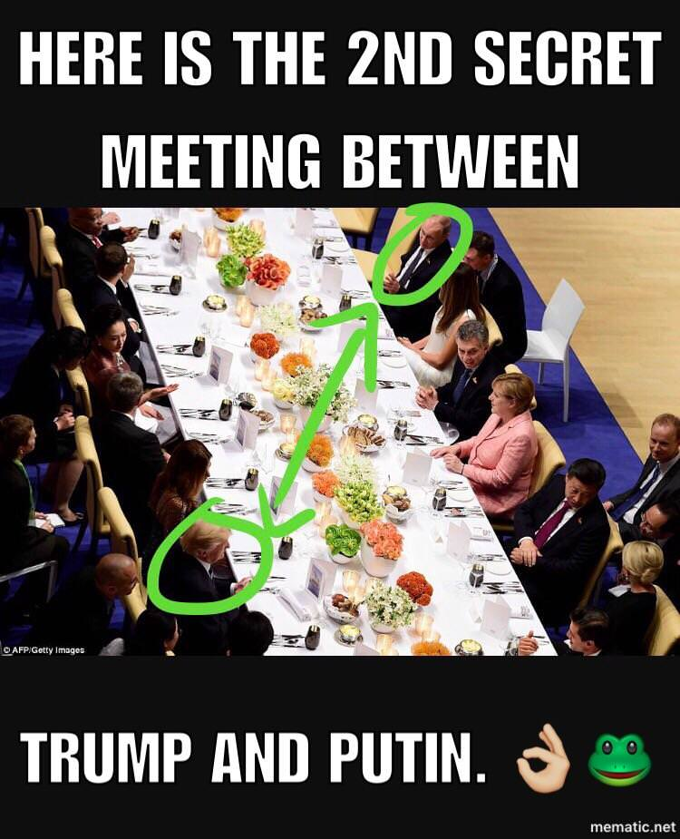 2nd secret meeting